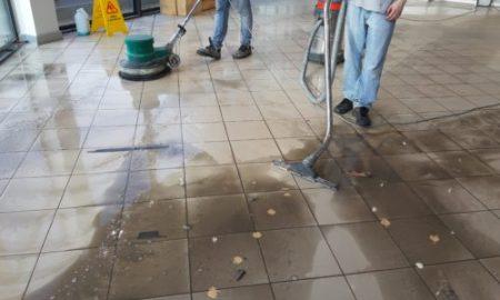 czyszczenie gresu Euro Glance