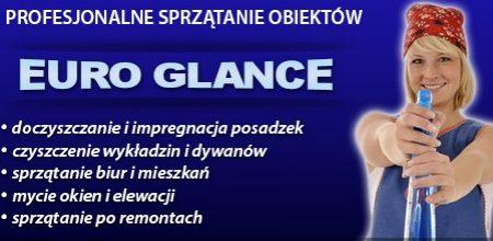 wizytówka Euro Glance